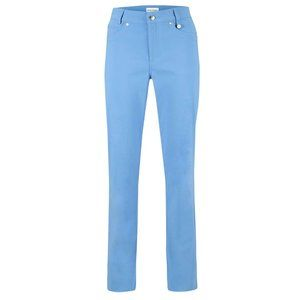 Golfino NWT Mid Blue Sara Winter Golf Trousers